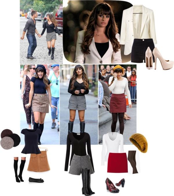 """Rachel Berry in New York"" by munkicmunkishop on Polyvore"