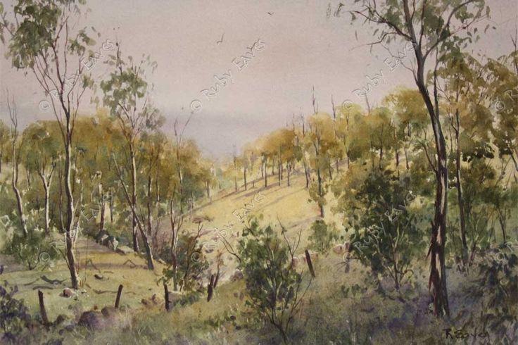 Winter Sunlight Toowoomba
