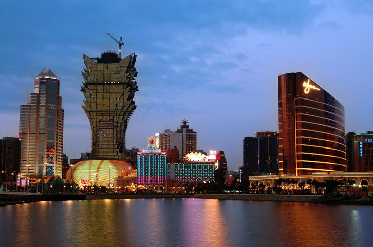 Thrillist ranks Macau among top casinos in the world! Visit them, then check out the nearby UNESCO World Heritage sites #WowMacau
