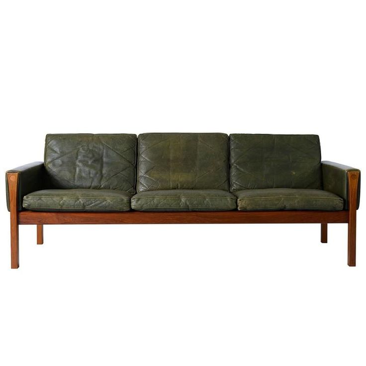 Hans Wegner AP-62 Sofa | From a unique collection of antique and modern sofas at https://www.1stdibs.com/furniture/seating/sofas/