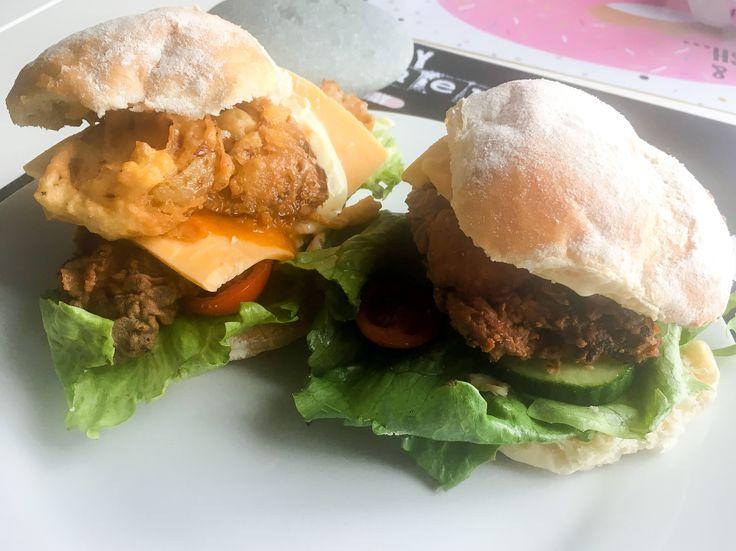 [Homemade] - Fried chicken sandwich