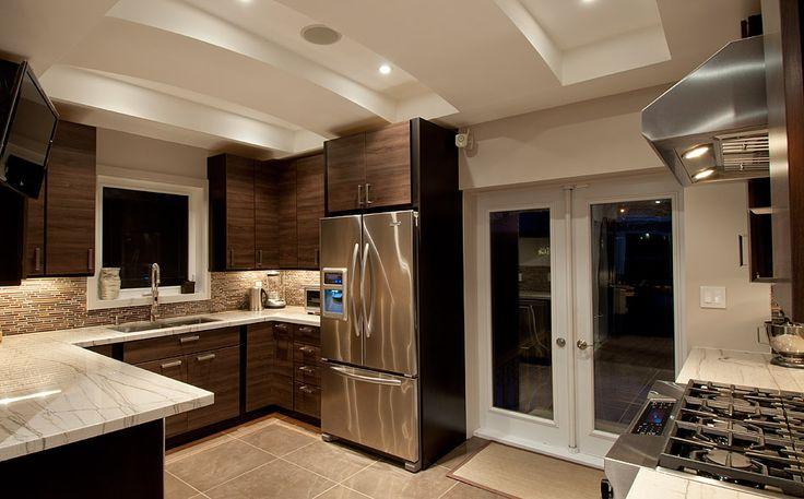 45 best designer kitchens images on pinterest luxury for Nice modern kitchens
