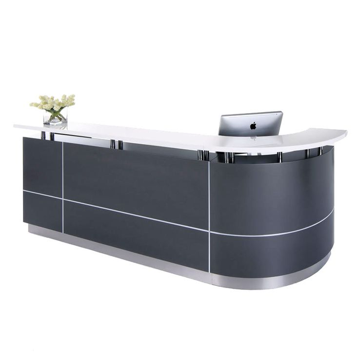 Impress reception counter 2750mm