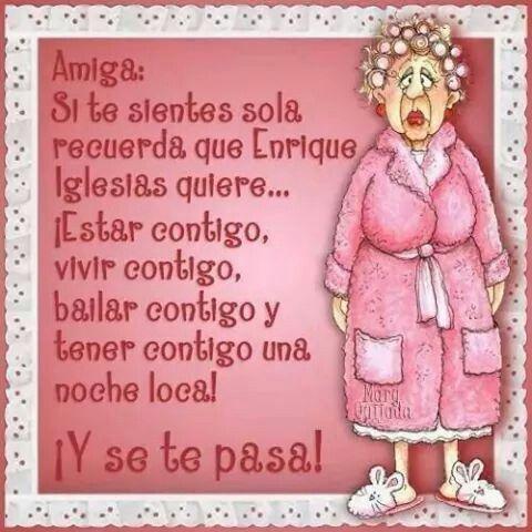 """Ja ja ja que bueno para empezar la semana!!!!"""" ✿⊱╮Teresa Restegui http://www.pinterest.com/teretegui/✿⊱╮"""