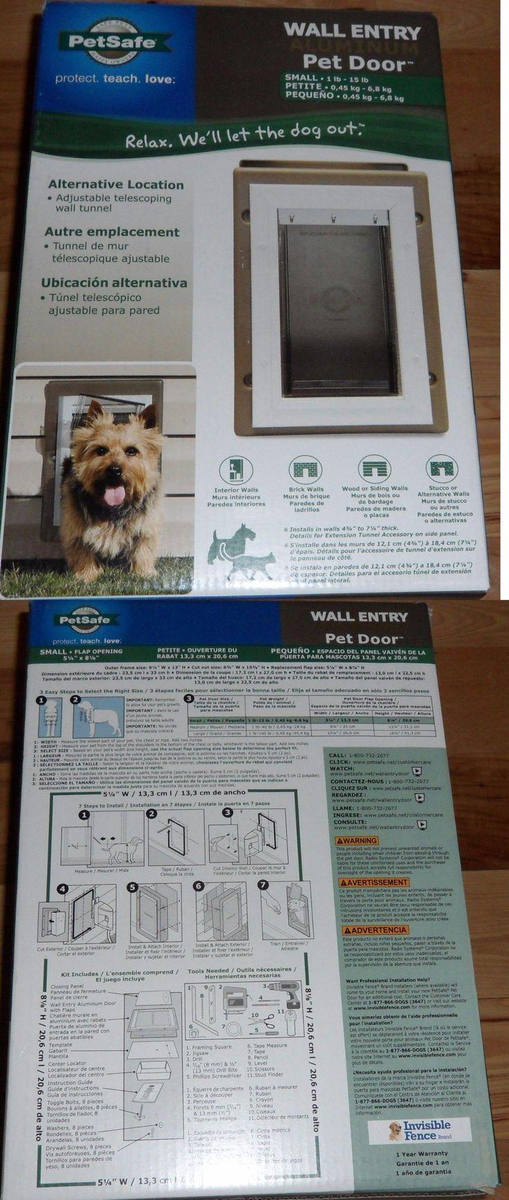 Best 25 Pet Door Ideas On Pinterest Dog Rooms Pet