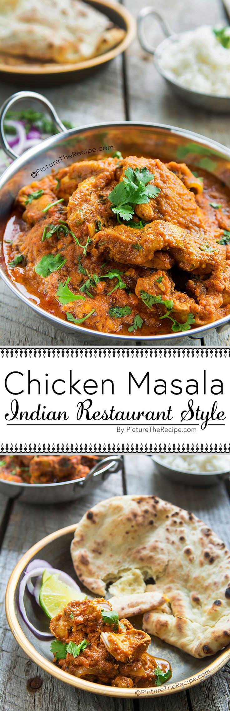 How To Make Indian Restaurant- Style Chicken Masala