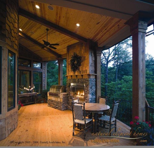 Idea gallery - The Log Home Neighborhood