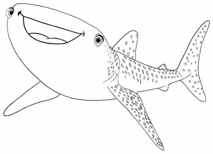 Whale Shark Coloring Pages Shark Coloring Pages Ocean Coloring Pages Animal Coloring Pages