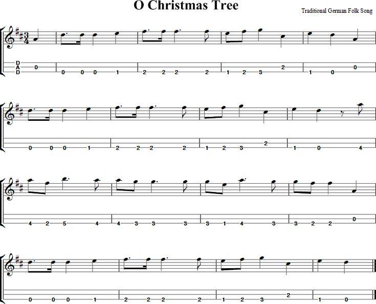 Free O Christmas Tree Sheet Music Trumpet