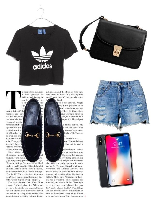 """ORIGINALS"" by isagarcia18 on Polyvore featuring moda, Madewell, Gucci y MANGO"