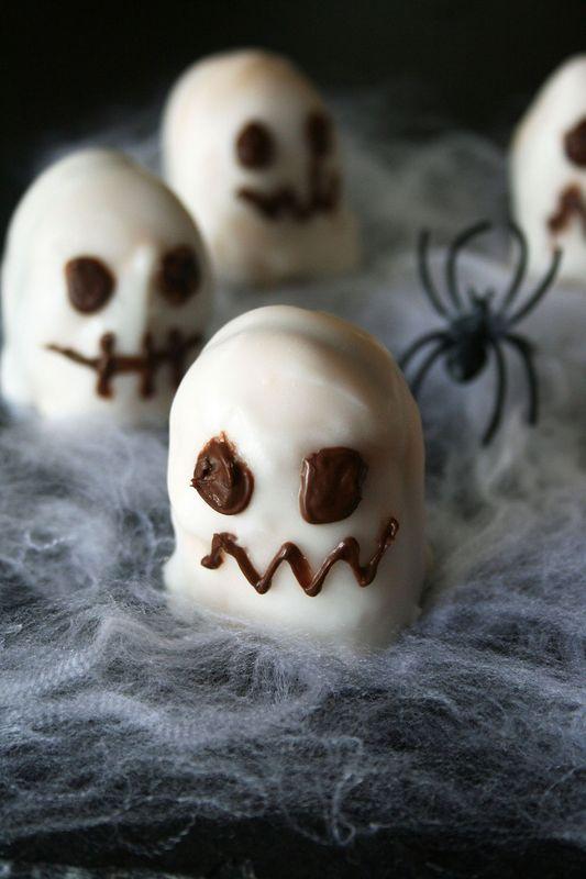 Recette gateau carotte halloween