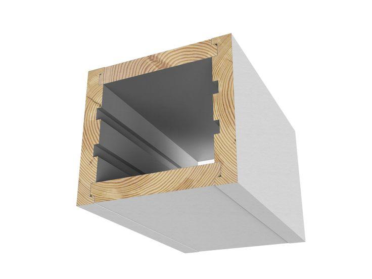 25 best ideas about fausse poutre on supports en porte 224 faux chambre de loft and