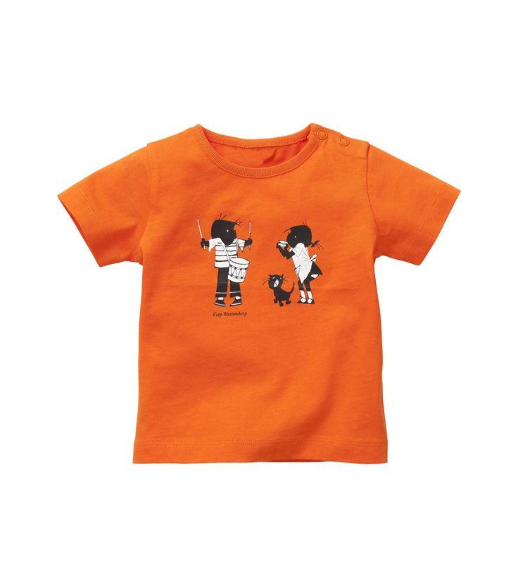 Jip en Janneke én oranje: meer Hollands kan je baby er niet uitzien maandag!