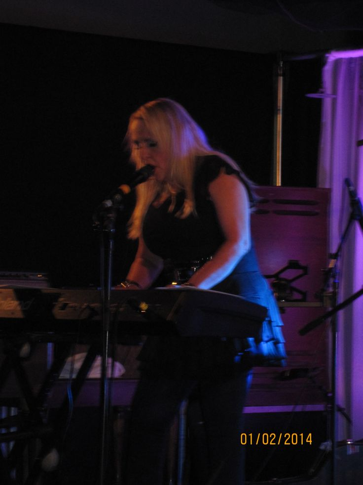 Maarit @ Winter Unplugged 2014