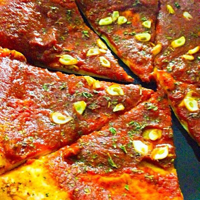 レシピとお料理がひらめくSnapDish - 4件のもぐもぐ - Pizza alla marinara by IV Excelsis