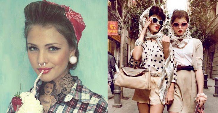 Moda Rockabilly, ¡los 50s regresaron!