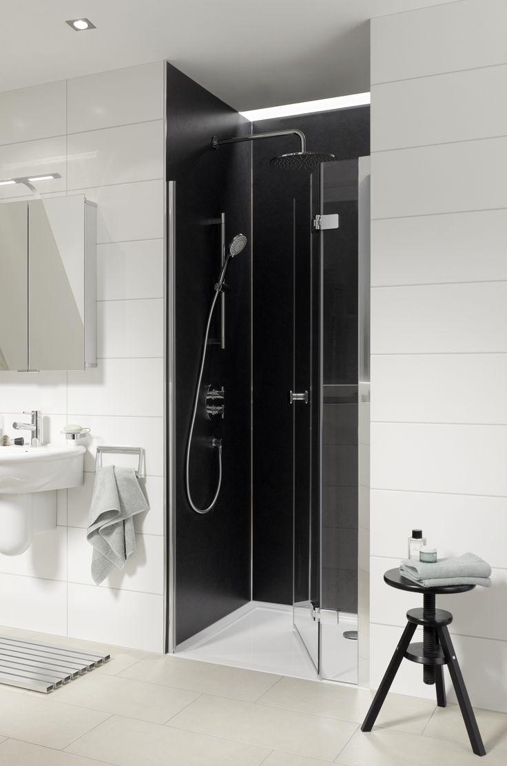Als douchen in bad niet meer veilig voelt en een grote verbouwing niet wenselijk is, wordt het bad steeds vaker vervangen door een comfortabele HSK douche zonder hoge instap.