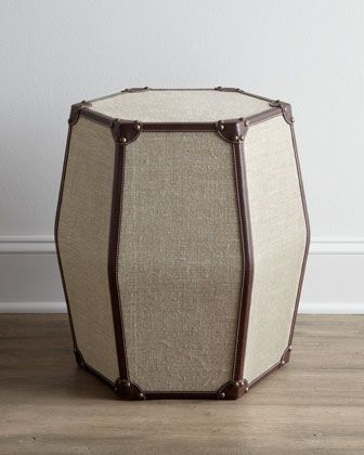 """Chaitu"" Side Table at Horchow.  I love this as an End Table."
