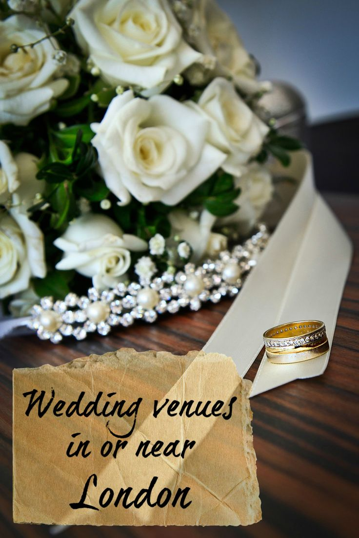 London is a great destination for weddings. The UK capital, and the surrounding south-east of England are full of wedding venues. Here are some of our top picks of places to tie the knot, in town or close to the capital. #wedding #marriage #weddingvenue #London #weddingdestination