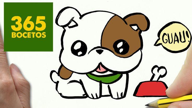 Como dibujar un perro paso a paso es algo muy fácil. Os enseñamos a como dibujar un perro fácil para niños en estos sencillos pasos que os traemos en nuestro...