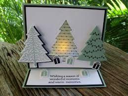Bildergebnis für fancy fold christmas cards