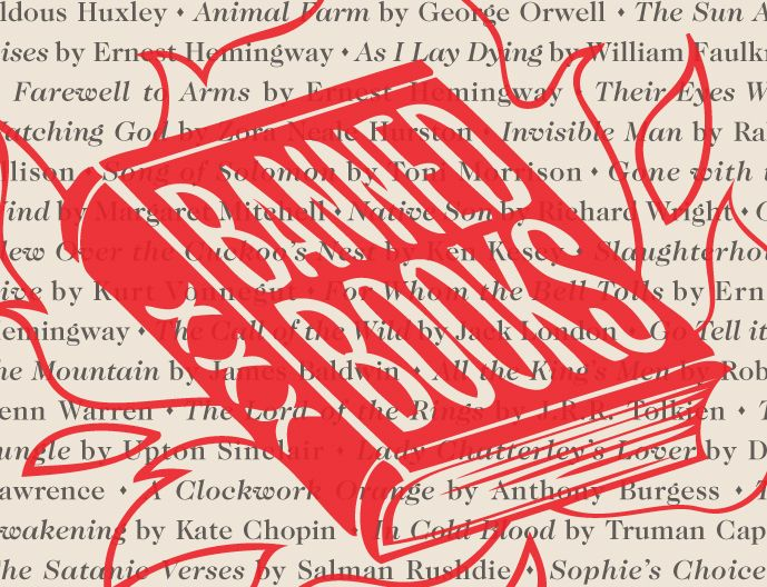 Brazos Bookstore presents Banned Books with LIVE letterpress ...