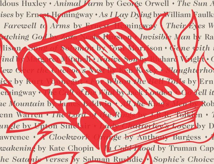 Brazos Bookstore presents Banned Books with LIVE letterpress ...