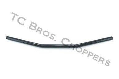 "TC Bros Choppers 7/8"""" Drag Bars Black Powedercoated"