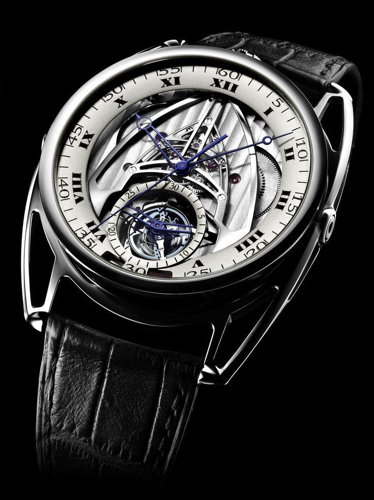 De Bethune DB 28 ST watch by De Bethune #Watch