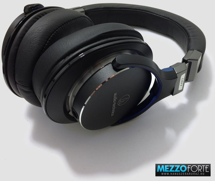 Audio-Technica ATH-MSR7 BK fejhallgató