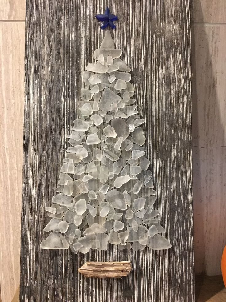 Seeglas Beachglassjewelryseashells Seeglas Sea Glass Mosaic Beach Glass Crafts Sea Glass Crafts