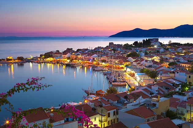 The Ultimate Greek Island Hopping Honeymoon | Brides.com