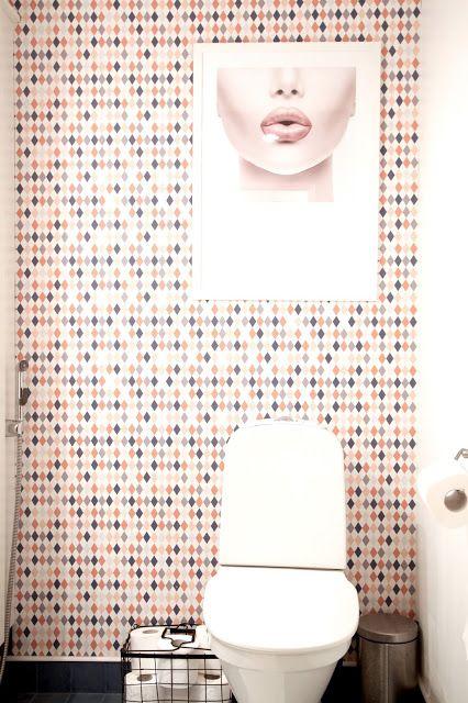 WC:n sisustus