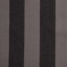 Marc Jacobs Gray/Black Striped Canvas