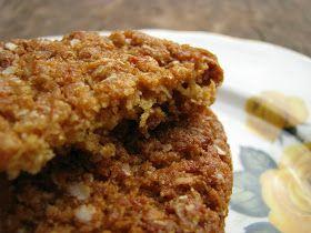 my darling lemon thyme: gluten-free quinoa Anzac biscuit recipe