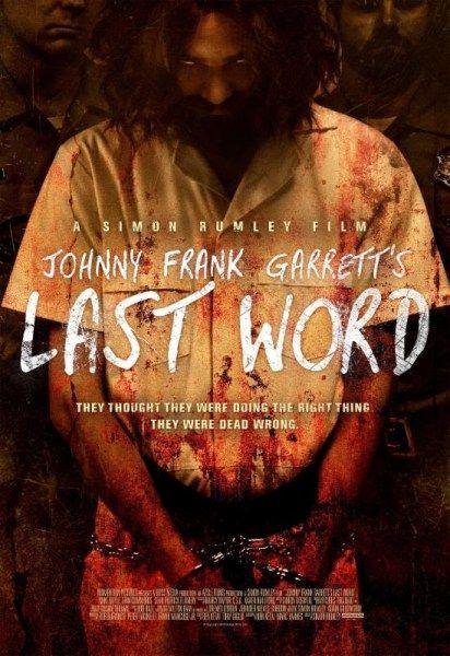 Johnny Frank Garrett's Last Word Movie trailer : Teaser Trailer