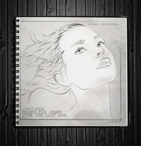 Sketches...  www.thomasonline.pl