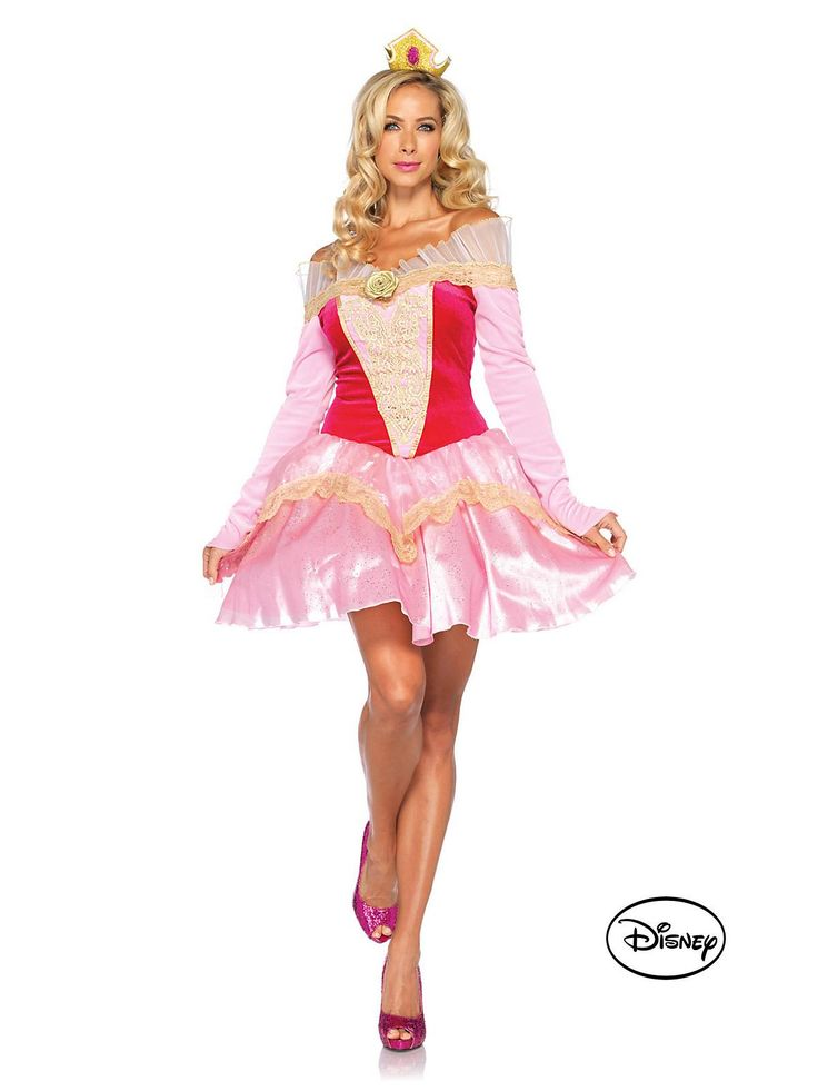 Sleeping Beauty Princess Aurora Costume | Cheap Disney Princess Costumes for Adults