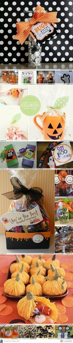 Halloween Gifts for teachers or friends