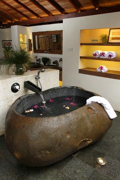 Anyone for for a potato bath? Would it be wrong for the Potatoheads to use this tub?