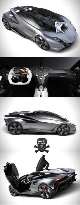 Lamborghini Perdigon Concept.