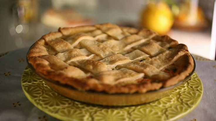 Mama's Chicken Pie | Southern Recipes and Comfort Food Ideas | GAC