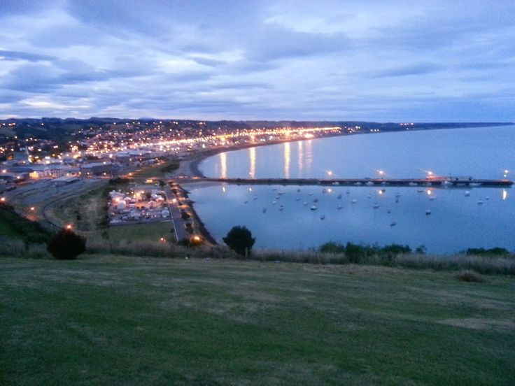 On our travels through the South Island me and my boyfriend stumbled over this sweet little town named Oamaru (Oamaru travel guide - Wikitravel)on t