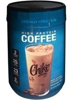 Chike Protein Iced Coffee is an all-round nutritional drink with rich flavor, real espresso coffee, whey protein and essential vitamins and minerals. It can automatically supercharge your mornings or give your afternoon workouts an amazing boost. It's main ingredient is whey protein isolate, the purest of whey protein, which is an essential dietary protein to help maintain a healthy weight, curb hunger and build lean muscle.