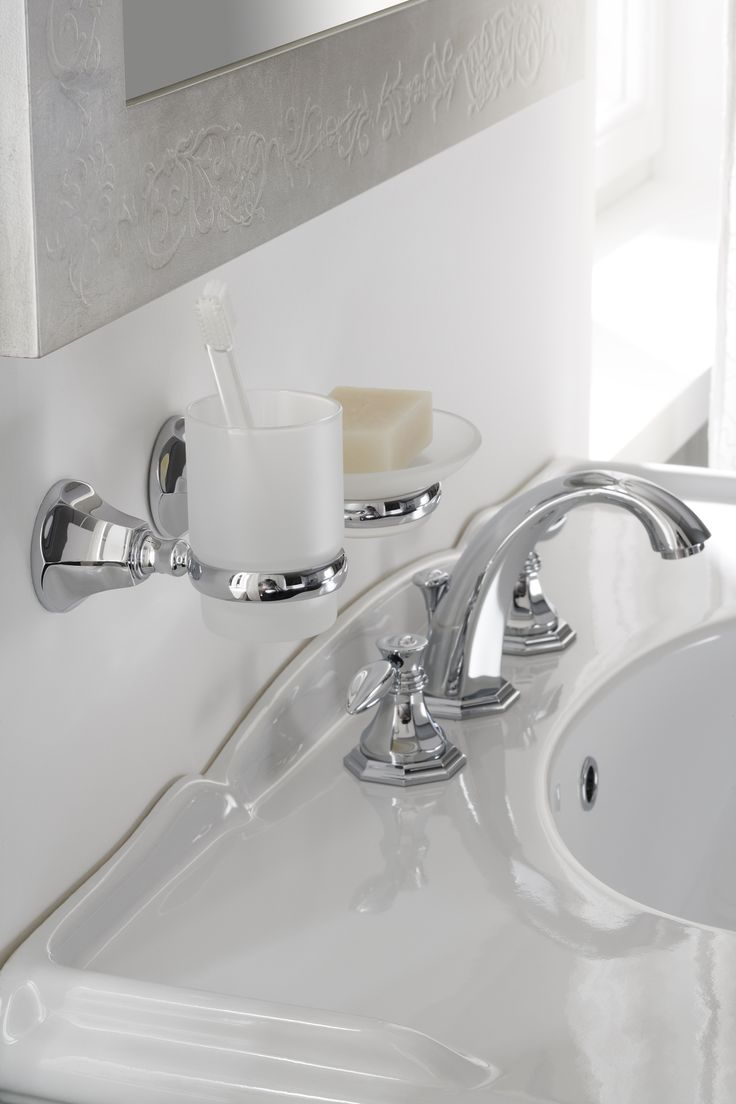 Lamp graff bathroom faucets - A Matching Set Of Accessories Can Make All The Difference In Creating One Cohesive Design Matching Setbathroom Collectionstopazfaucets