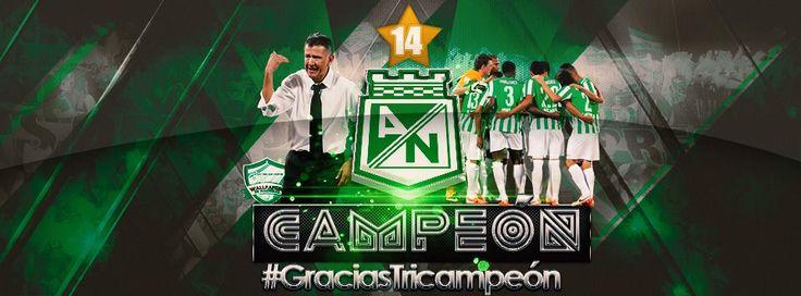wallpaper atlético nacional campeón