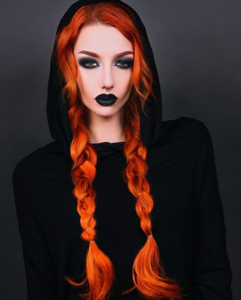 Model: Alise Carter-Ward Welcome to Gothic and Amazing |www.gothicandamazing.com