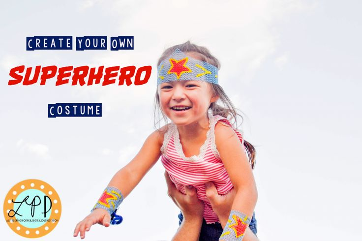 Hi Friends! Create your own mask, armbands, belt, and headband with this fun to make Superhero No Sew Kid Craft. It's perfect to help facilitateimaginative play, creativity, and awesome Superhero powers!!! We have been running around in these fun superhero costumes we made for our dress up drawer pretending to have awesome superhero powers like …