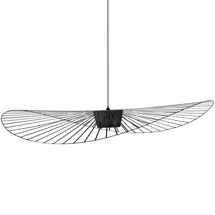 VERTIGO - Suspension Noir L | Suspension Petite Friture designé par Constance Guisset | LightOnline