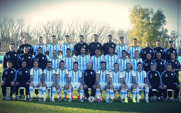 seleccion argentina 2014